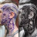 Die besten Bilder in der Kategorie Vote: Demon, devil, horror, tattoo, skull
