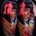 Die besten Bilder in der Kategorie Vote: Tattoo, Arm, Pulp Fiction
