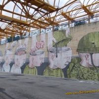 Brainless Soldier Graffiti