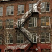 Snake-Stairs Graffiti