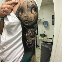Motive männer tattoos oberarm ▷ 1001+